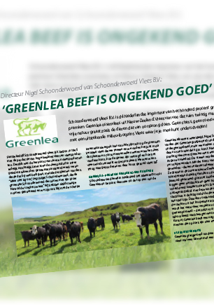 August 2017 Vleesplus - Greenlea Beef is unprecedented good