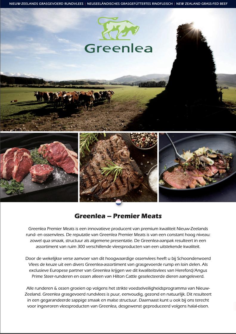 Greenlea folder