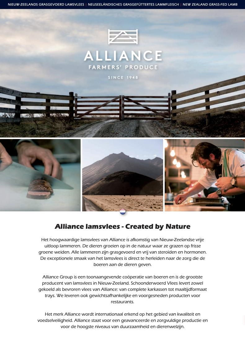 Alliance-folder